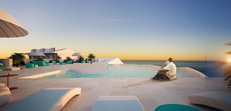Appartamento di Lusso a Benalmádena con spettacolare Vista sul Mare