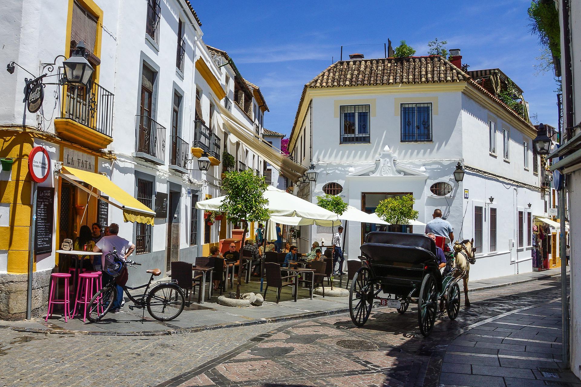 Andalusia per vivere in inverno