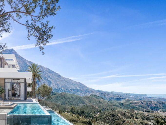 villa su progetto a La Quinta, Marbella
