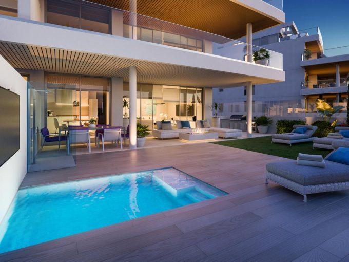 Lussuoso Appartamento di nuova costruzione a Mijas