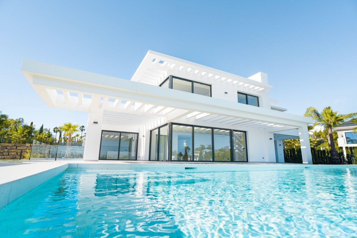Stupenda Villa con Vista Mare a Los Flamingos