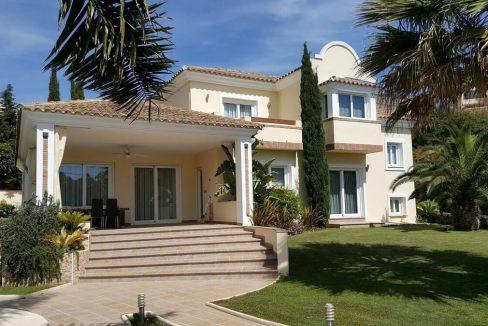 Elegante villa in vendita a Elviria, Marbella