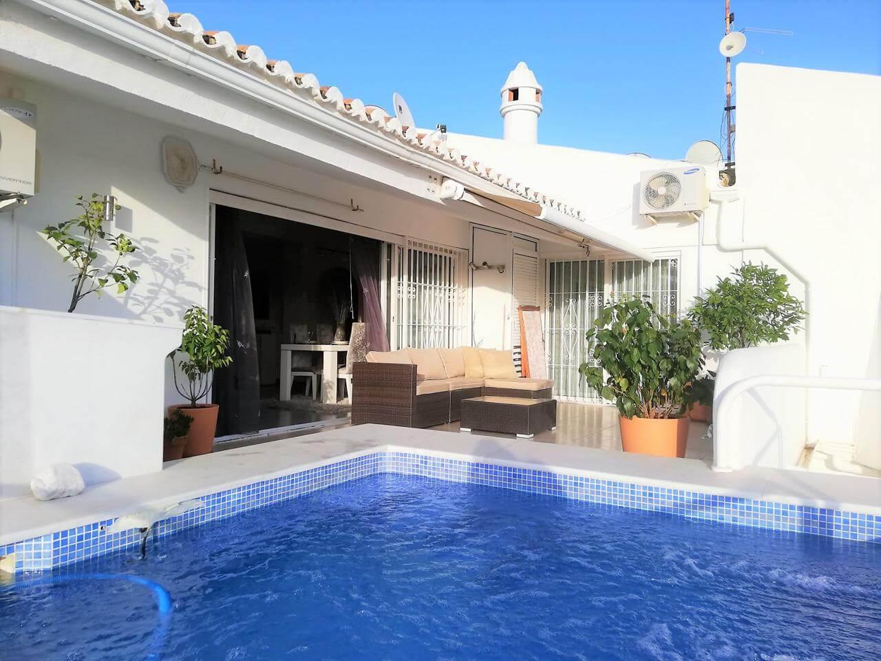 Magnifico Attico con piscina privata | Calahonda