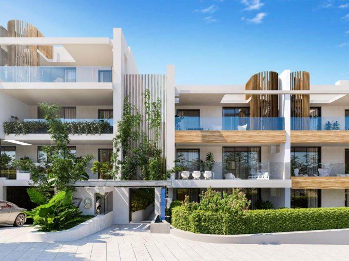 appartamento in nuovo complesso vicino Benalmadena